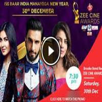 Zee Cine Awards 31st December 2017 Full Show