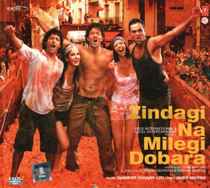 Zindagi Na Milegi Dobara (2011) Full Movie Online Watch DVD Free Download