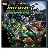 Batman vs. Teenage Mutant Ninja Turtles (2019) Full Movie Watch Online HD Print Free Download