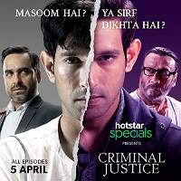 Criminal Justice (2019) Season 1 Hindi Complete Watch Online HD Free Download