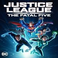 Justice League vs the Fatal Five (2019) Full Movie Watch Online HD Print Free Download