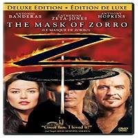 The Mask of Zorro (1998) Hindi Dubbed Full Movie Watch Online HD Print Free Download