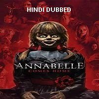 Annabelle Comes Home (2019) Hindi Dubbed Full Movie Watch Online HD Print Free Download