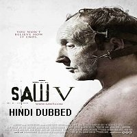 Saw V (2008) Hindi Dubbed Full Movie Watch Online HD Print Free Download
