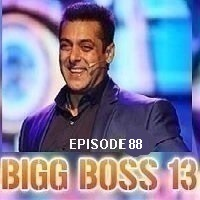 Bigg Boss (2019) Hindi Season 13 Episode 88 [27th-Dec] Watch Online HD Print Free Download