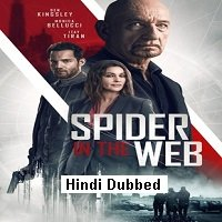 Spider in the Web (2019) UNOFFICIAL Hindi Dubbed Full Movie Watch Free Download