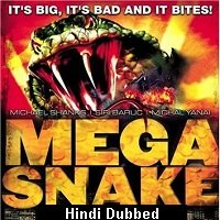 Mega Snake (2007) Hindi Dubbed Full Movie Watch Free Download