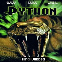 Python (2000) Hindi Dubbed Full Movie Watch Online HD Print Free Download