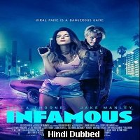 Infamous (2019) Unofficial Hindi Dubbed Full Movie Watch Online HD Free Download