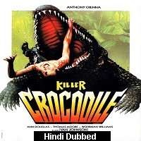 Killer Crocodile (1989) Hindi Dubbed Full Movie Watch Online HD Print Free Download