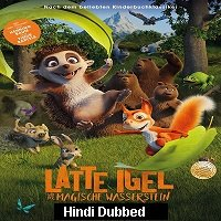 Latte & the Magic Waterstone (2019) Hindi Dubbed Full Movie Watch Online HD Print Free Download
