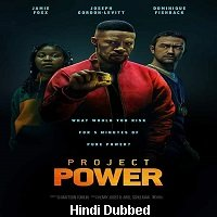 Project Power (2020) Hindi Dubbed Full Movie Watch Online HD Print Free Download