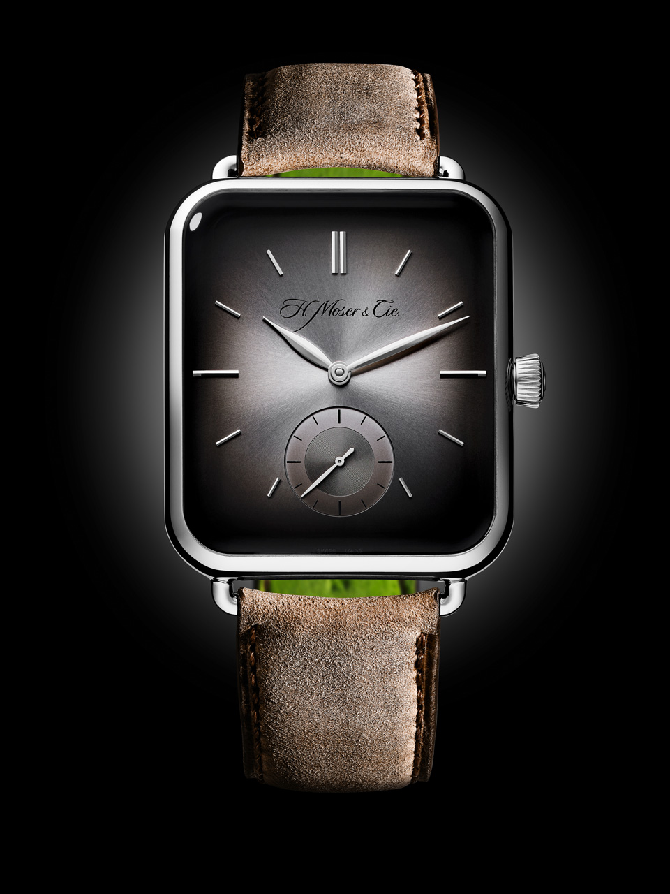 H. Moser & Cie. Swiss Alp Watch - What Horology Is All About