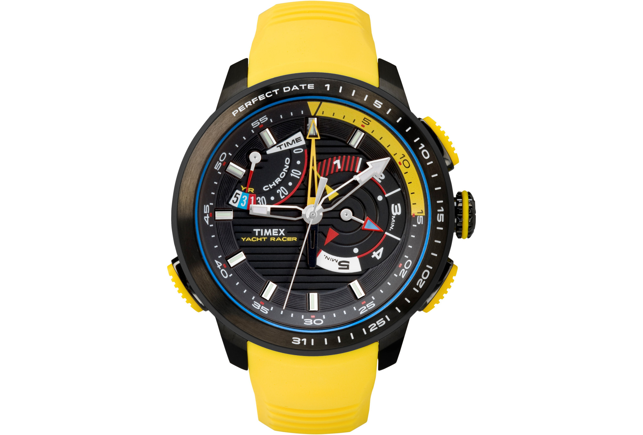 HIGHLY COMMENDED Sports Watches Of The Year Timex IQ