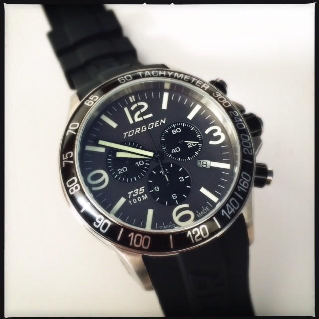 Torgoen T35 Chronograph Watchreport Com