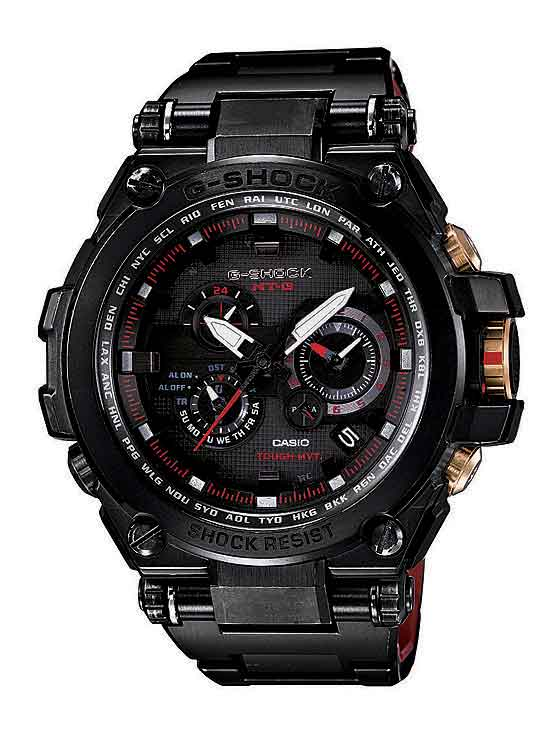 Watch g shock 2013