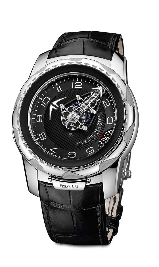 Ulysse Nardin Freak Lab - front