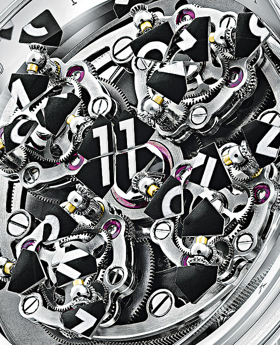 controlled chaos harry winston
