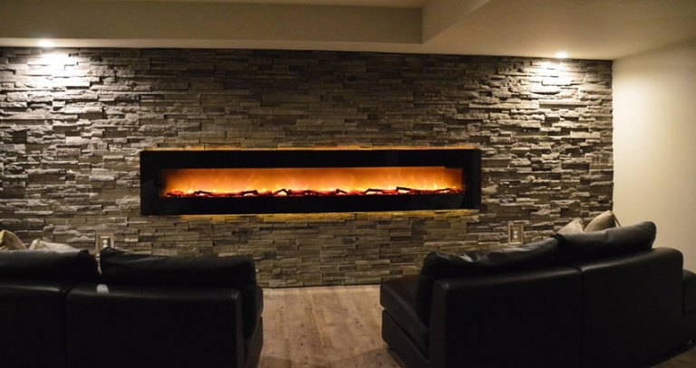 How Much Electricity Does An Electric Fireplace Use?