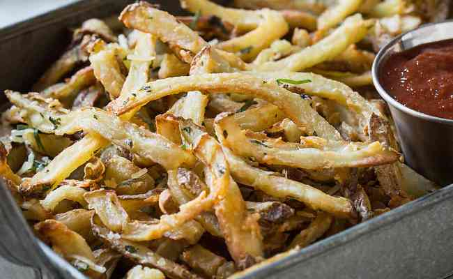 Healthy Low Fat Air Fryer French Fries Recipe Video