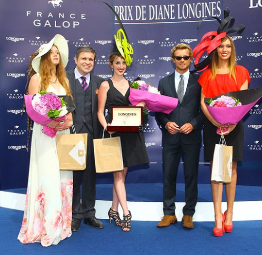 Prix de Diane Longines Mademoiselle