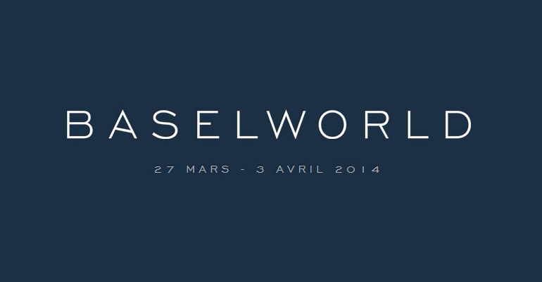Dates Baselworld 2014