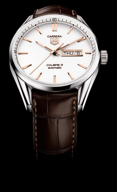 TAG Heuer Carrera 5 Day-Date Automatic – 41mm