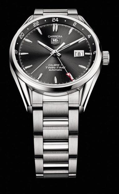 TAG Heuer Carrera Calibre 7 Twin-Time Automatic – 41mm
