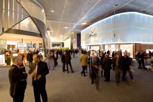 Baselworld Hall 01 stand breguet