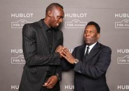 Hublot Big Bang UNICO Usain Bolt Pelé