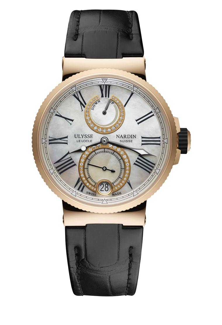 ulysse-nardin-lady-marine-chronometer-cuir-noir