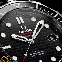 Omega Seamaster Diver 300M «Rio 2016» Edition limitée