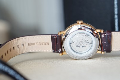Grayton automatic watches mouvement