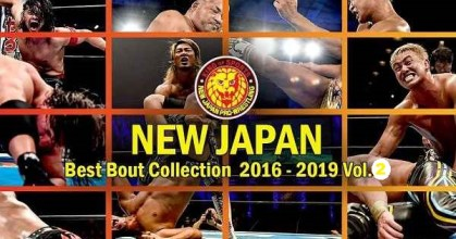 Watch Wrestling NJPW Best Bout Collection 2016 to 2019 Volume 2