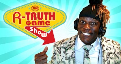 Watch Wrestling WWE The R-Truth Game Show: Miz and Mella Mania