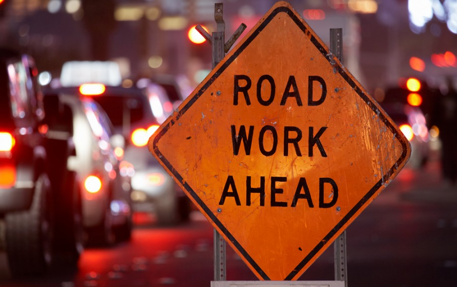 Road Work Sign_196563