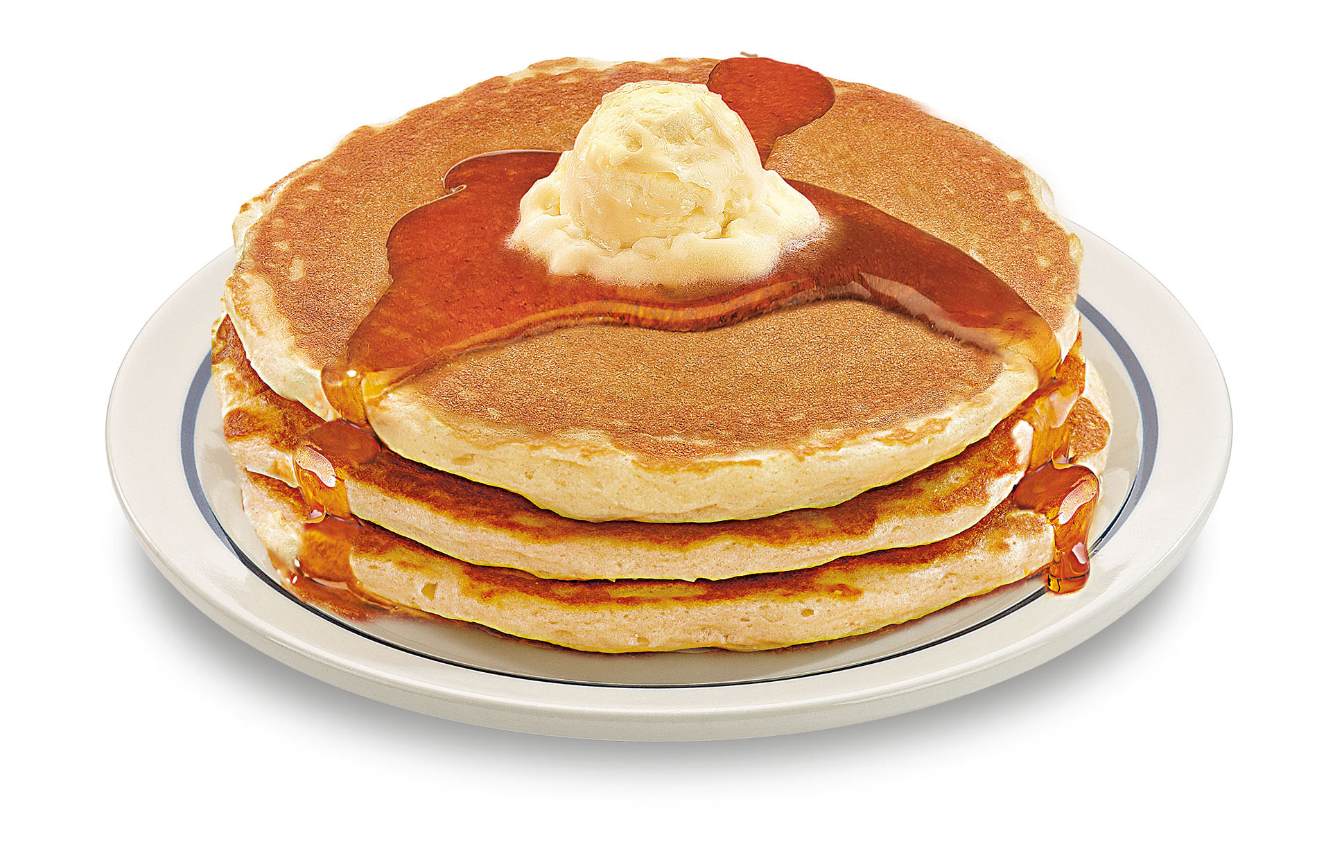 IHOP Original Buttermilk Pancakes_220066