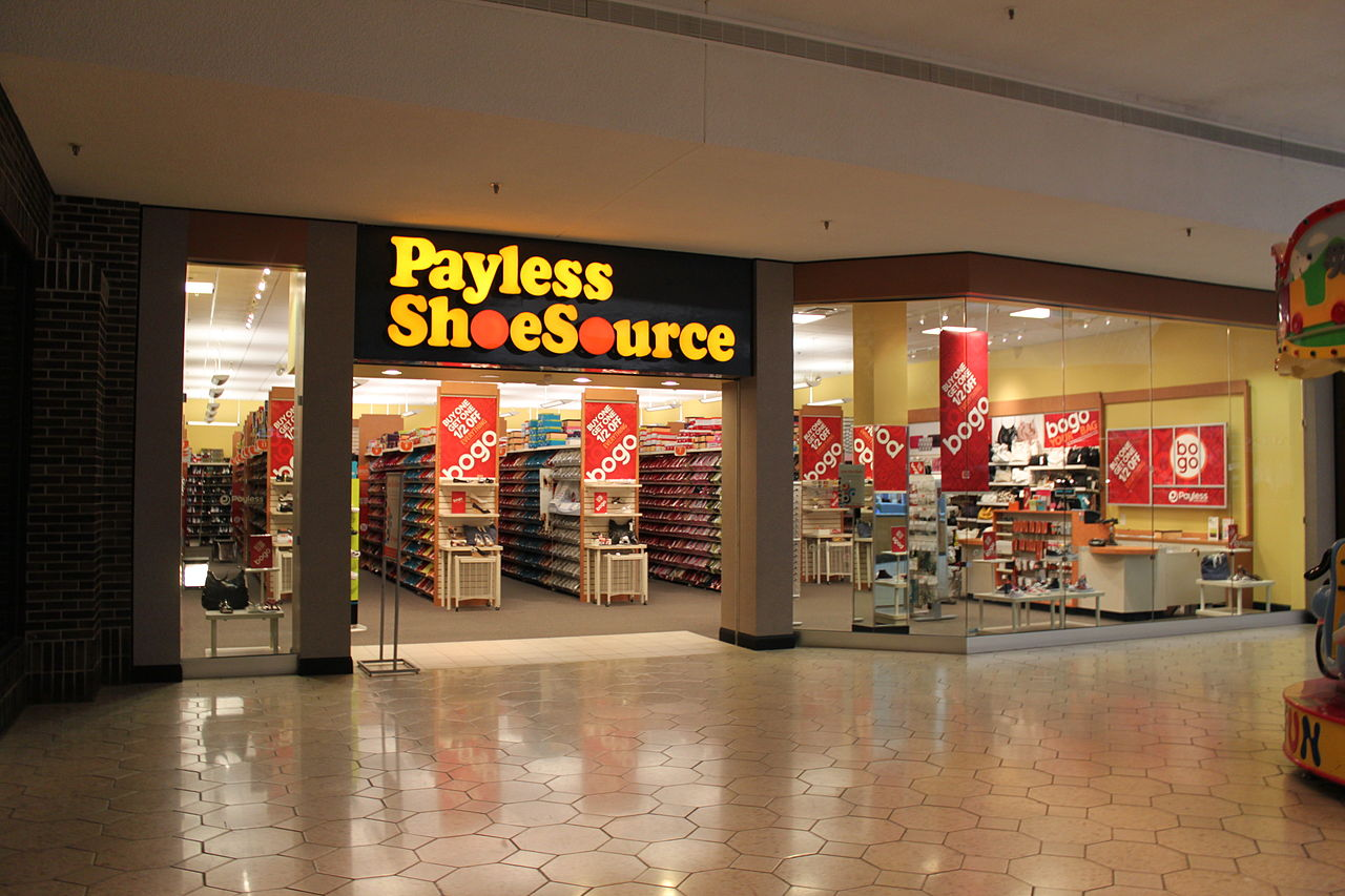 Payless ShoeSource closes 400 stores, including Maryville