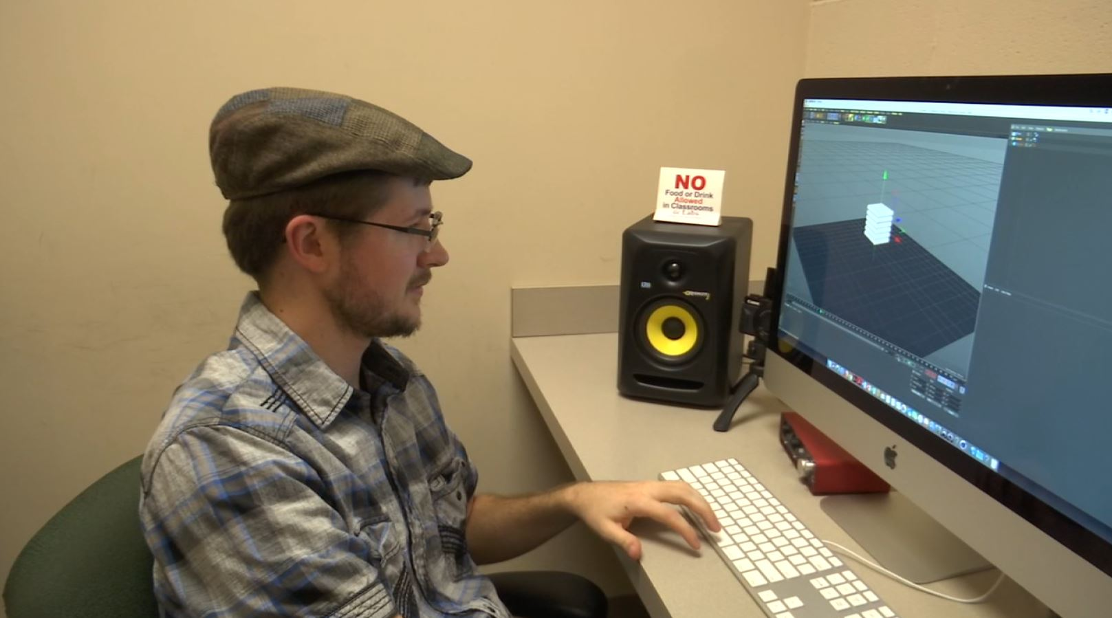 Positively Tennessee: Pellissippi student animating his future