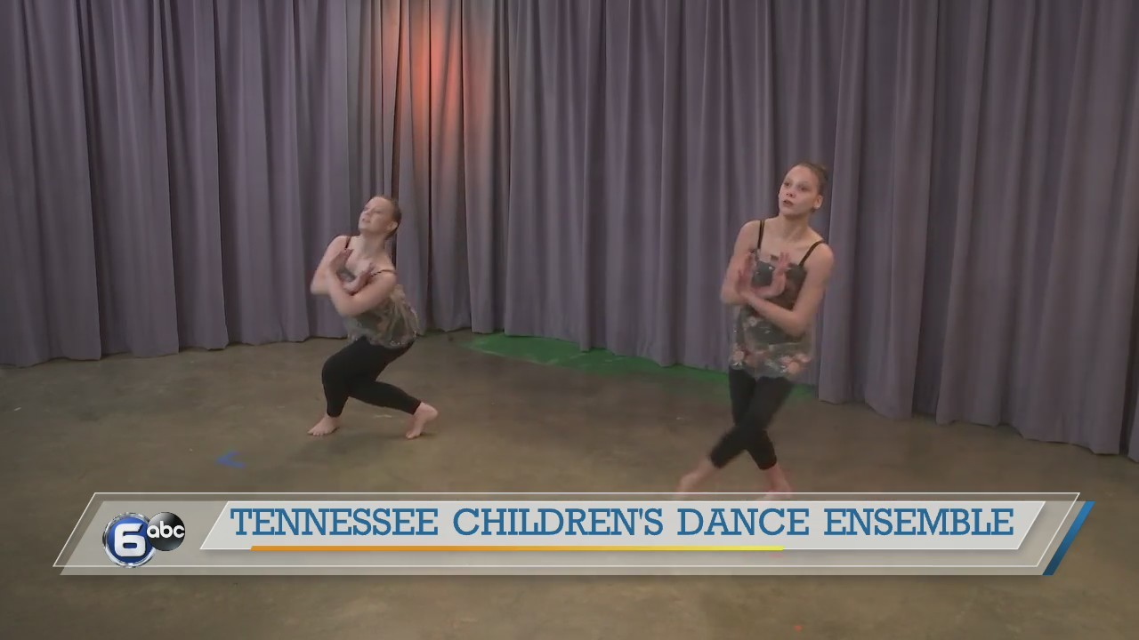 Tennessee Children's Dance Ensemble performance