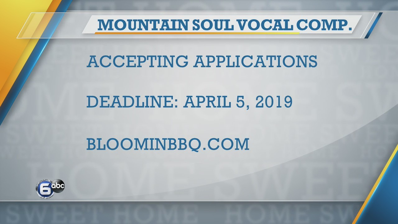 Mountain Soul Vocal Competition