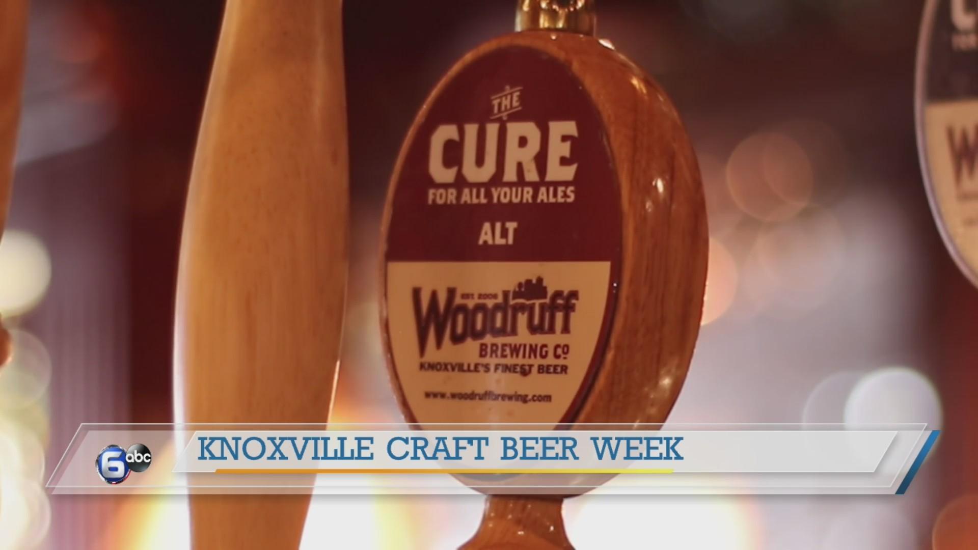Knoxville Craft Beer Week: Woodruff Brewing
