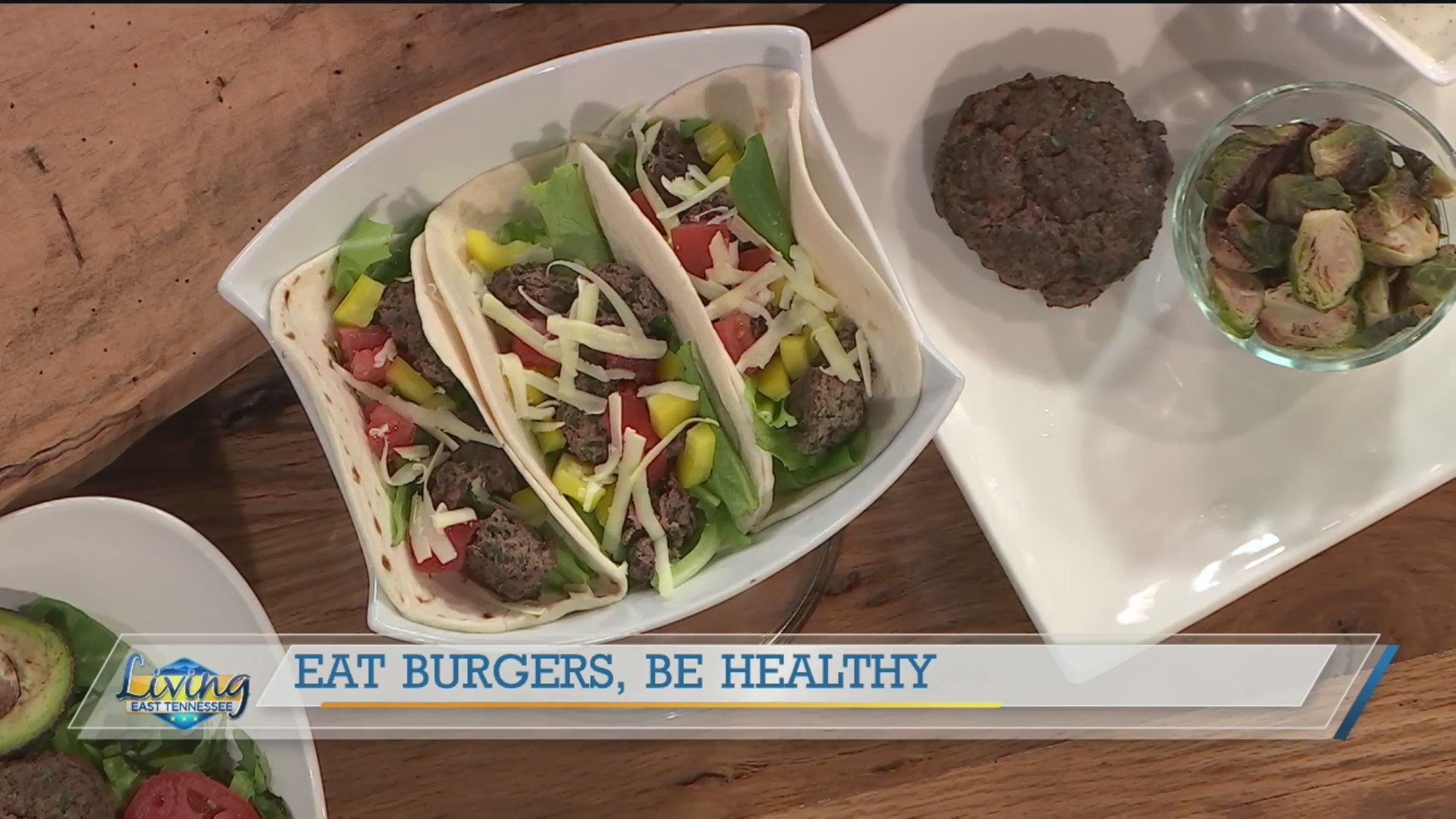 Burger Fit: Eat Burgers, Be Healthy
