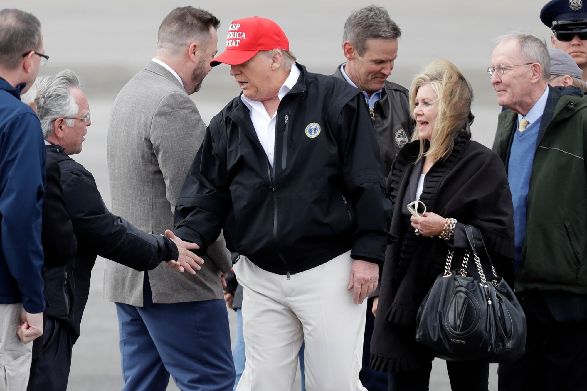 Donald Trump, John Cooper