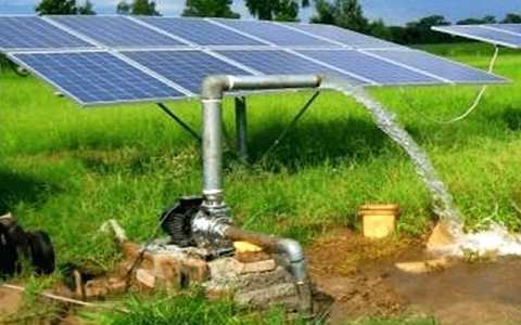 Solar Pump : Block Diagram, Working, Types and Applications