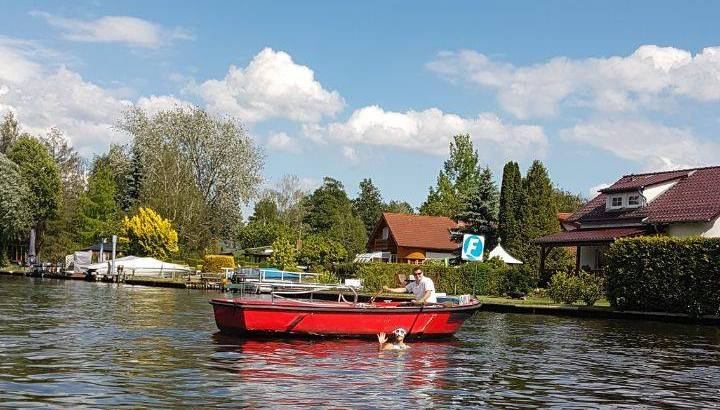 paddle boat F24