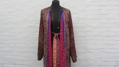Sari Kimono 25 short model 1