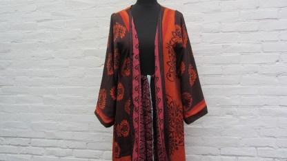 Sari Kimono 3 long model 2