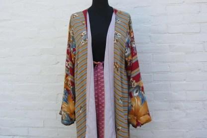 Sari Kimono 28 short model 1