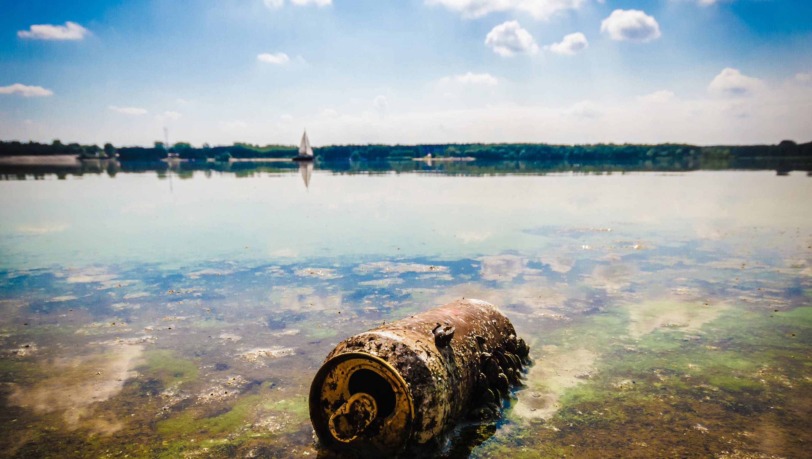 Microbiological Water Pollution